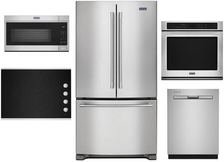 Maytag  1048644 Kitchen Appliance Package Stainless Steel, Main Image