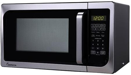 CM0-991ST 22″ Counter-Top Microwave Oven with 0.9 cu. ft. Capacity  10 Power Levels  6 Pre-Set Menus and Child Lock in Stainless