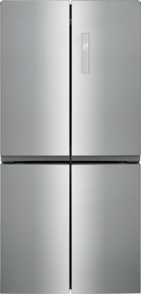 Frigidaire  FRQG1721AV French Door Refrigerator Stainless Steel, Main Image