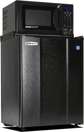 MicroFridge  25MF4E7D1 Compact Refrigerator Black, 2.5MF4E 7D1 Main Image