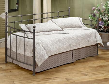Hillsdale Furniture Providence 380DBLH Bed Brown, 1