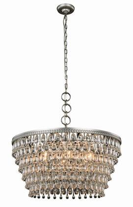 Elegant Lighting 1219D28ASRC Ceiling Light, Image 1