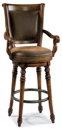 Hooker Furniture Waverly Place 36675560 Bar Stool Brown, Main Image