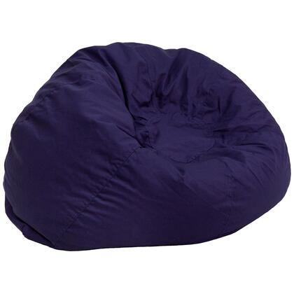 Flash Furniture DGBEAN DGBEANLARGESOLIDBLGG Bean Bag Chair Blue, DGBEANLARGESOLIDBLGG