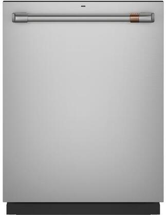 Cafe Customizable Professional Collection CDT845P2NS1 Built-In Dishwasher Stainless Steel, Main Image