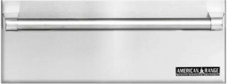 American Range Villa ARR27WD Warming Drawer Stainless Steel, 1