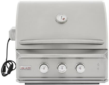 Blaze Professional BLZ2PRONG Natural Gas Grill Stainless Steel, Main Image