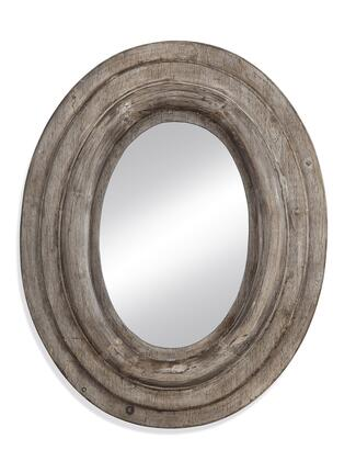 Bassett Mirror Farm M3644EC Mirror Brown, M3644EC
