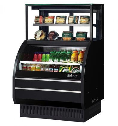 Turbo Air TOMWSUFN Display and Merchandising Refrigerator, 1