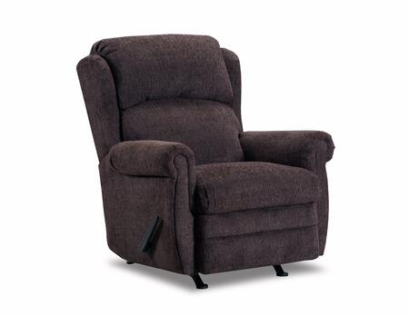 Lane Furniture 4226 Kacey Chocolate Recliner Sweep