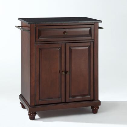 Crosley Furniture Cambridge KF30024DMA Kitchen Island Brown, KF30024DMA W1