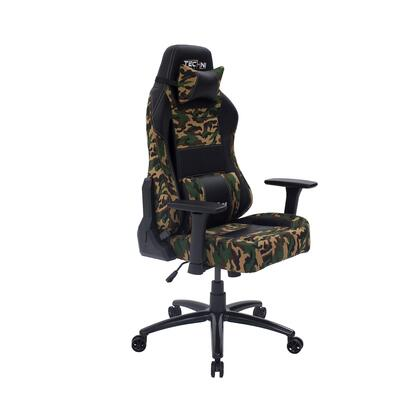 RTA-TS60-CMO TS-60 Ergonomic High Back Racer Style Video Gaming Chair  in
