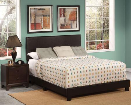 Acme Furniture Lien 25750QN Bedroom Set Brown, 2 PC Set