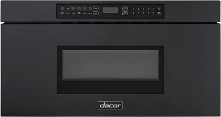 Dacor Contemporary DMR30M977WM Microwave Drawer Graphite Stainless Steel, DMR30M977W Microwave Drawer