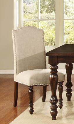 Myco Furniture Palisades PA631S Dining Room Chair Brown, 1