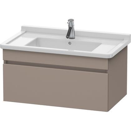 Duravit DuraStyle DS638804343 Sink Vanity , DS638804343 Duravit Basalt Matt Front Basalt Matt Body