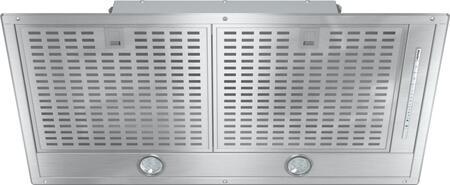 Miele  DA2588 Range Hood Insert Stainless Steel, DA 2588 Built-In Ventilation Hood
