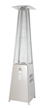Fire Sense 60523 Outdoor Patio Heater Stainless Steel, Image 11