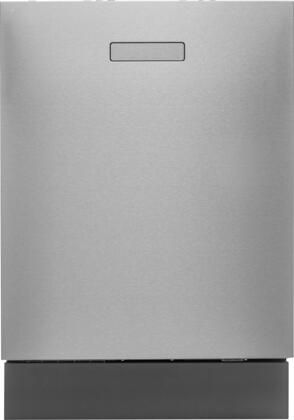 Asko 30 Series DBI663ISSOF Built-In Dishwasher Stainless Steel, Front View