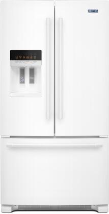 Maytag  MFI2570FEW French Door Refrigerator White, Main Image