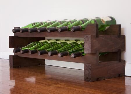 Vinotemp EP4472 Wine Rack, 1