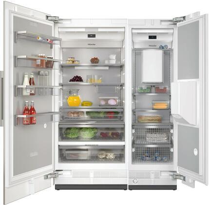 Miele  1330482 Column Refrigerator & Freezer Set Panel Ready, Main image