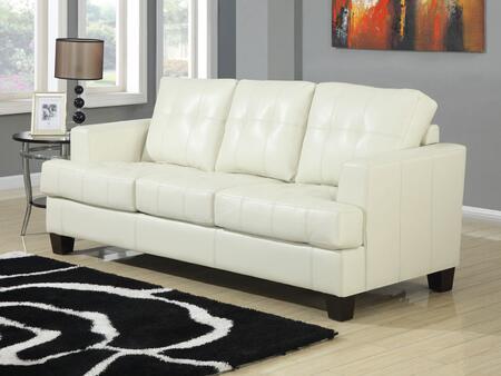 Coaster Samuel 501690 Sofa Bed Beige, Main Image