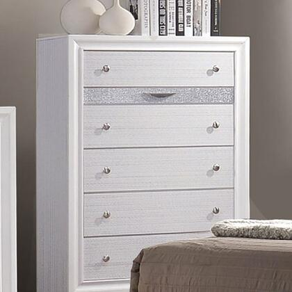 Furniture of America Chrissy CM7552XC Chest of Drawer, 1