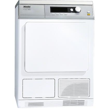 Miele Little Giants PT7135CWH Electric Dryer White, PT7135CWH Condenser Dryers