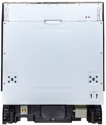 DW7713-24 24″ Fully Integrated Dishwasher with 20 Place Settings  3 Mesh Filters  40 dBA  EcoWash Technology  Energy Star Compliant  in Panel
