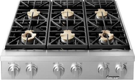 Dacor  HRTP486S Gas Cooktop Stainless Steel, main