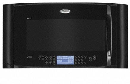 Whirlpool Gold GH7208XRB Over The Range Microwave Black, 1