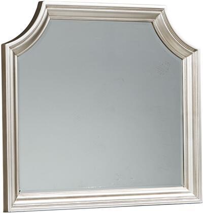 Standard Furniture Windsor Silver 87308 Mirror Silver, Main Image