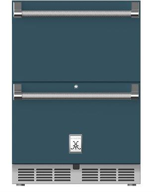 Hestan  GRFR24GG Drawer Refrigerator Gray, Main Image