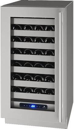 U-Line 5 Class UHWC518SG51A Wine Cooler 26-50 Bottles Stainless Steel, Main Image