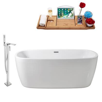 Streamline NH780140 Bath Tub, NH780 140 1T