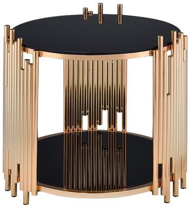 Acme Furniture Tanquin 84492 End Table Black, 1