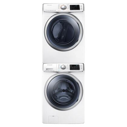 Samsung Wf45h6300aw 27 Inch 4 5 Cu Ft Energy Star Front
