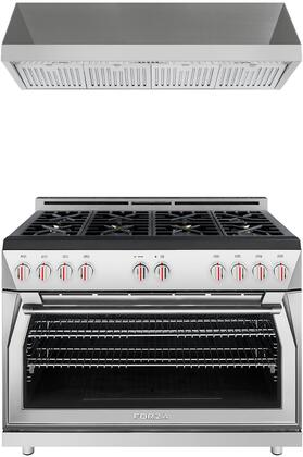 Forza  1450566 Kitchen Appliance Package , 1