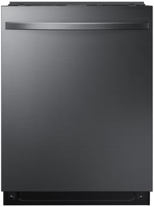 Samsung  DW80R7061UG Built-In Dishwasher Black Stainless Steel, DW80R7061UG Front View