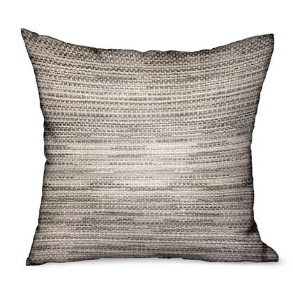 Plutus Brands Silver Lake Weave PBRAO1011616DP Pillow, PBRAO101