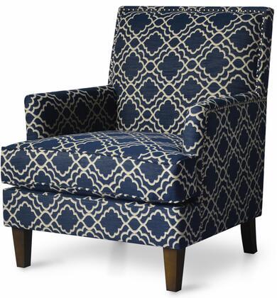 Aubrey Collection AUBREY-CH-MARINE  Accent Chair in