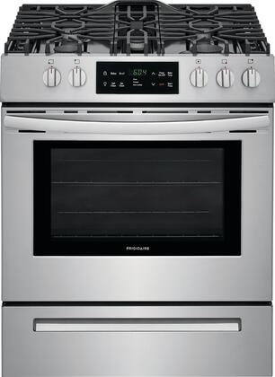 Frigidaire Gallery 3 Piece Kitchen Appliance Package with ...