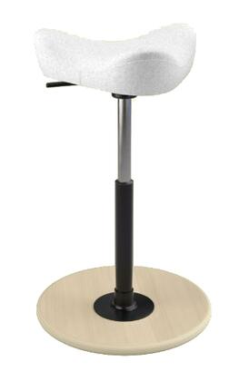 Varier Move Small MOVESMALL2700DINIMICA2815NATHIBLK Office Stool, Main Image