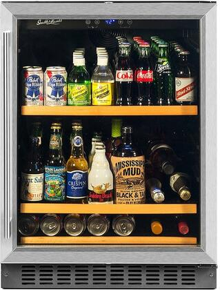 Smith and Hanks RE100012 Beverage Center Stainless Steel, Main Image