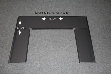 Model 32 Series PA FP3212-BLK Trim