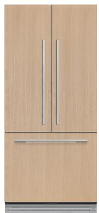 Fisher Paykel Integrated RS32A72J1 French Door Refrigerator Panel Ready, RS32A72J1 Integrated French Door Refrigerator