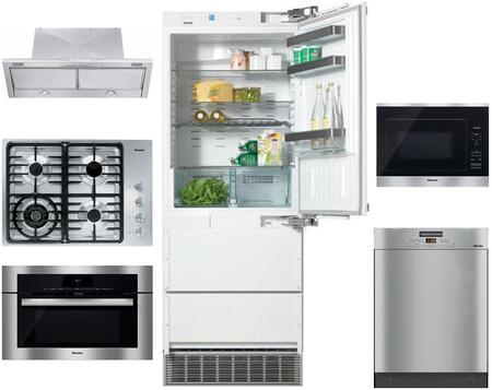 Miele  1052216 Kitchen Appliance Package Panel Ready, Main Image