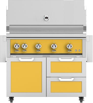 Hestan  851801 Liquid Propane Grill Yellow, Main Image