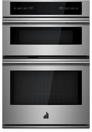 Jenn-Air Rise JMW3430IL Double Wall Oven Stainless Steel, JMW3430IL RISE Microwave Wall Oven